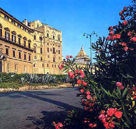 Norman Palace in Palermo
